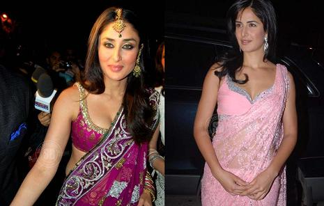 Cold War Between Hot Katrina Kaif And Kareena kapoor | Wallpaper