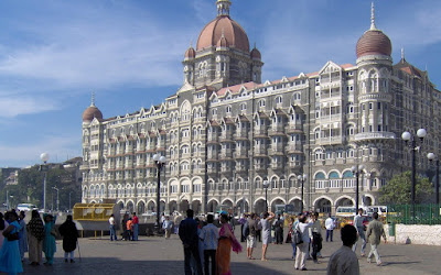 The Restored Heritage wing of The Taj Mahal Hotel in Mumbai Pictures