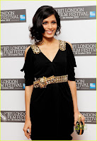 Freida Pinto Miral Movie Premiere in London