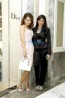 Kangna Ranaut at The Dior Store Launch