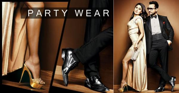 Saif Ali Khan and Kareena Kapoor Metro Shoes Ad Pics