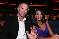 Brett Favre Wife Pictures
