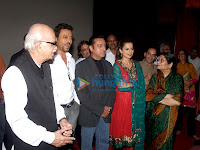 L.K Advani was emotionally moved after watching 'Knock Out' Pictures