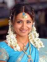 Tamil Beauty Trisha Krishnan Pictures