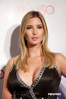 Sexy Ivanka Trump hot Cleavage wallpaper.