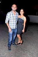 John and Bipasha Attend Jhootha Hi Sahi Special Screening