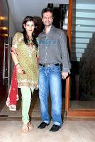 Shilpa Shetty and Raveena at David Dhawan's Karva Chauth Celebrations