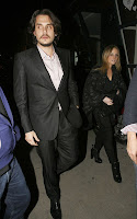John Mayer out at the Roger Room