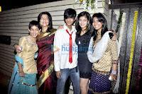 Imran and Avantika's wedding photo