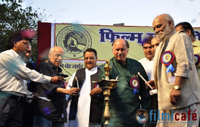 Jeetendra At Mazdoor Union Meeting Photos