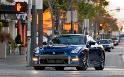 2012 Nissan GT-R U.S. Firstlook