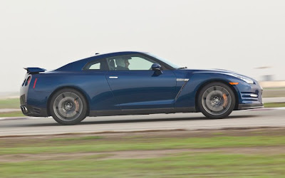 2012 Nissan GT-R U.S. Firstlook