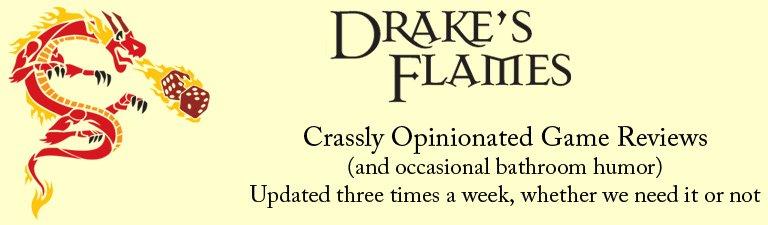 Drake's Flames