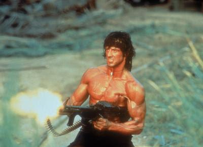[BRINCADEIRA] Qual eh o filme/serie/desenho/anime? Rambo