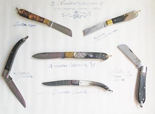 Canivetes tradicionais portugueses