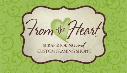 From The Heart Scrapbooking