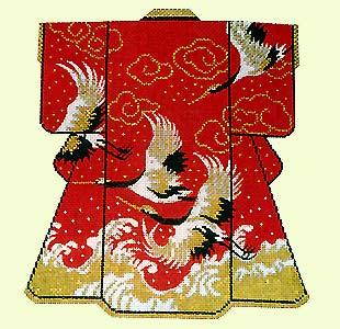 White Terry Velour Kimono Men's and Women's Kimono