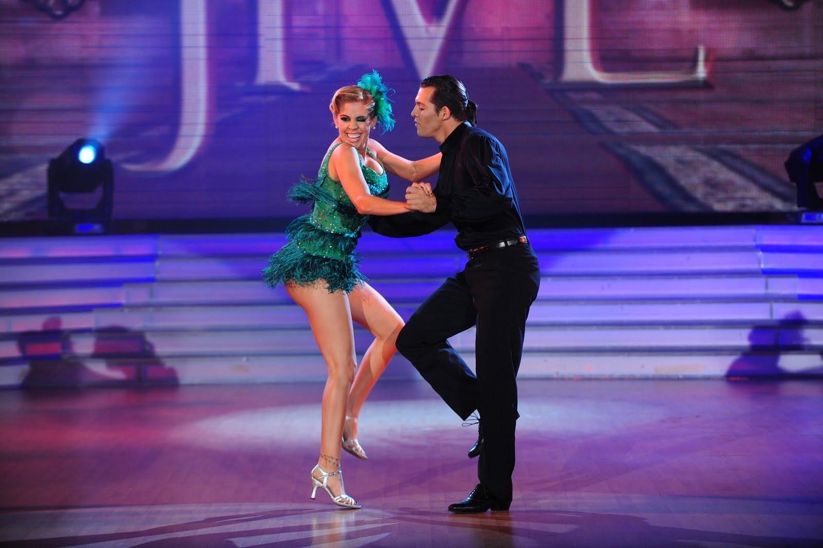Jive Bgallardo B on Famous Jitterbug Dance Steps