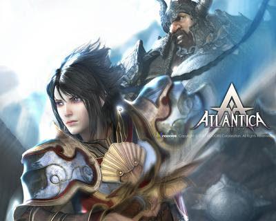 Website Resmi, Cara Bermain dan Cheat Atlantica Gemscool : download