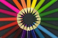 coloring pencil