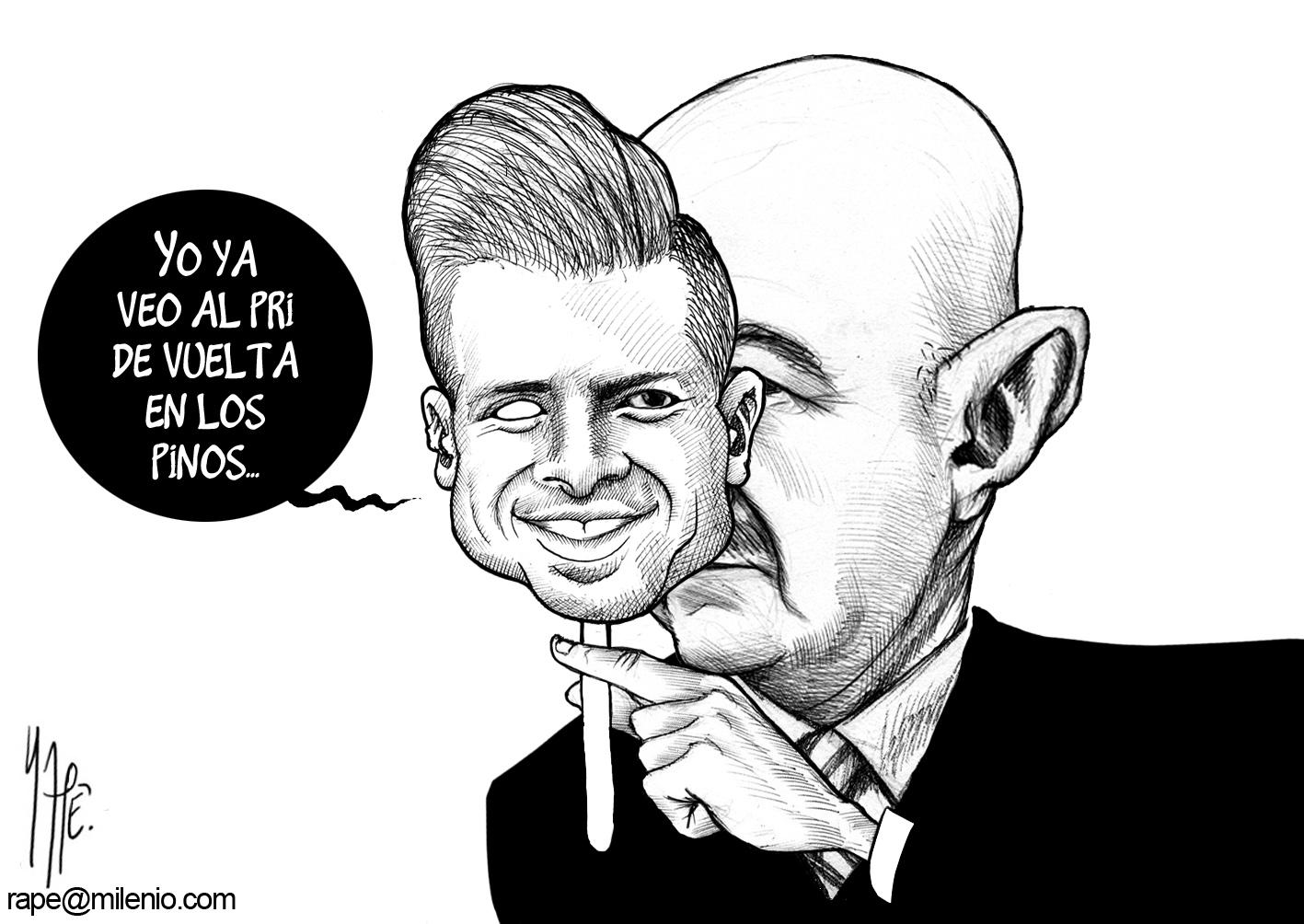 Salinas y Peña Nieto (Junio 2010)