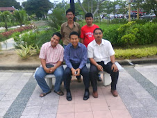Saat Bersama Vice Gabenor Satun, Thailand