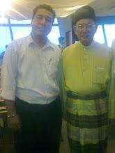 Bersama Datuk Dr. Halim Shafie - Pengerusi Telekom Malaysia Berhad