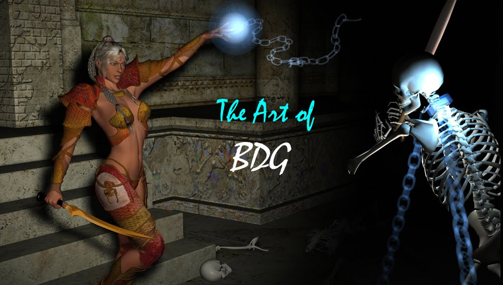 The Art of BDG