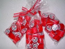 BOLSITAS PARA REGALAR CON CARAMELOS ARTESANALES