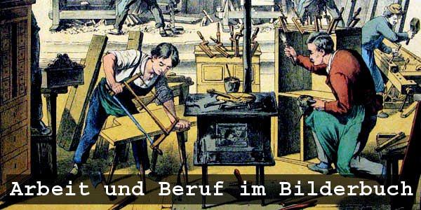 Arbeit und Beruf im Bilderbuch
