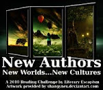 New Authors Reading Challenge 2010