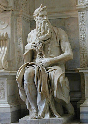 O Moisés de Michelangelo