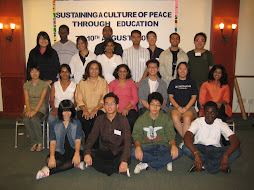 Sustaining A Culture of Peace Through Education