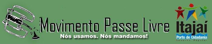 Movimento Passe Livre Itajaí