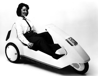 Sinclair C5 Press Photo