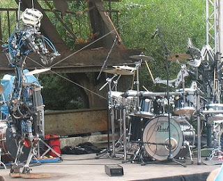 Robot Band