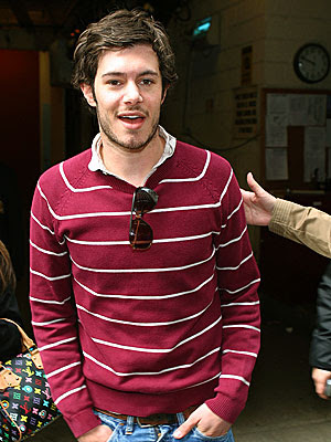 Adam Brody Hair. So Much Adam So Little Time