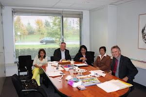 Oprichting BCN 26 oktober 2009 bij Notaris Mr. G. Terpstra te Almere