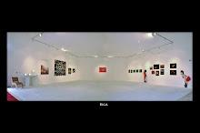 Vista geral da Galeria de Arte - COLETIVO ÁLBUM