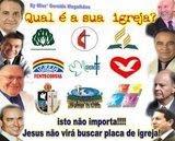 Qual A sua Igreja