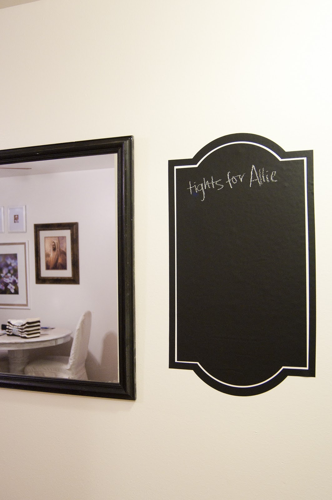 A Few Of My Favorite Things Master Bedroom Wall Decal Makeover