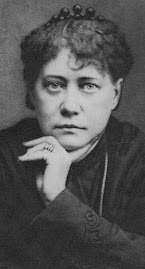 HELENA P.  BLAVATSKI