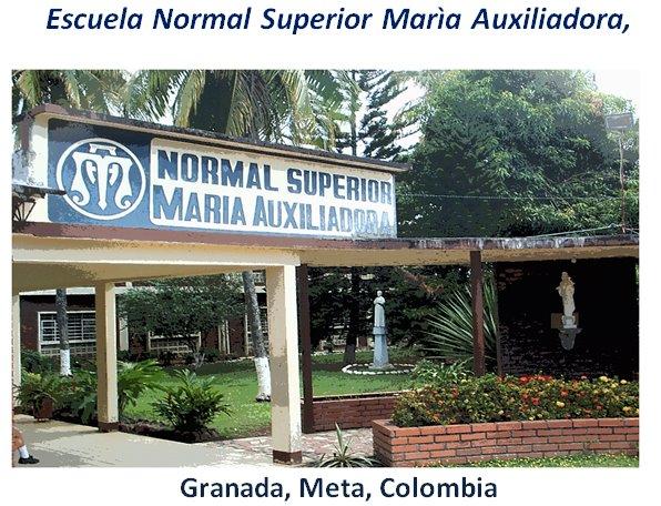 Escuela Normal Superior MarìamAuxiliadora Granada, Meta