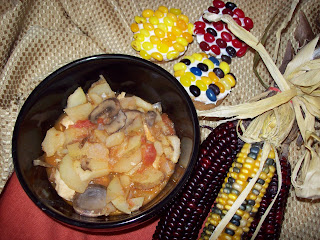 Catawba Indians- Turkey Stew