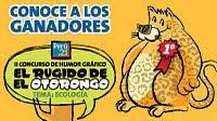 Resultados del concurso de humor gráfico El Otorongo