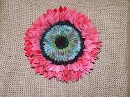 Pink Fun Flower