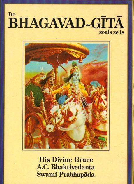 Citaten Uit De Bhagavad Gita : De belezen kater bhagavad gita zoals ze is