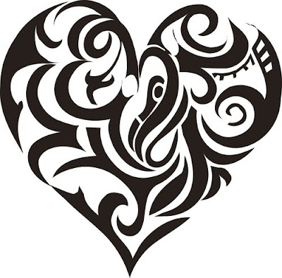 Temporary Heart Tattoo Designs