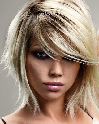 Elegant New Hair Style 2009