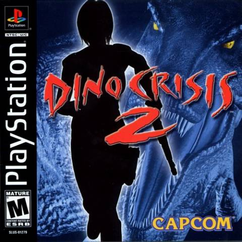 download Dino Crisis 2 PS1